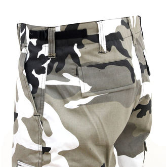 Pants Men's SURPLUS - RANGER TROUSER - WHITE Camo - 05-3581-26