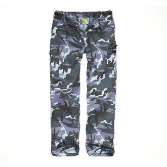 Pants Men's SURPLUS - RANGER TROUSER - BLUE Camo - 05-3581-28