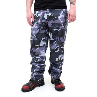 Pants Men's SURPLUS - RANGER TROUSER - BLUE Camo, SURPLUS