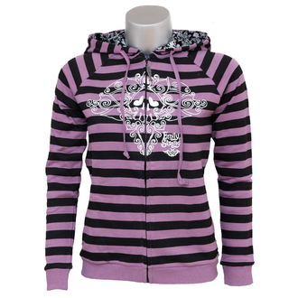 hoodie women's - Emily - EMILY THE STRANGE - E1080513