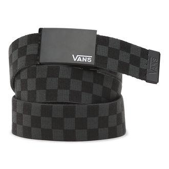 belt VANS - DEPPSTER II WEB - B Black / Cha, VANS