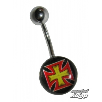 piercing jewel Crossl - 1PCS - L 020 - MABR