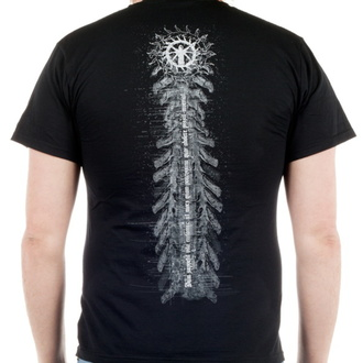 Metal T-Shirt men's Necrophagist - Mors - INDIEMERCH - 23884