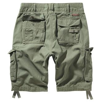 Men's shorts BRANDIT - Pure Vintage - 2017-olive