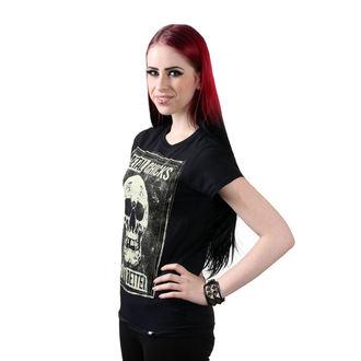 T-shirt Women's METAL CHICKS DO IT BETTER, METAL CHICKS DO IT BETTER