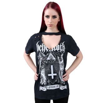 t-shirt metal women's Behemoth - SATANIST - PLASTIC HEAD, PLASTIC HEAD, Behemoth