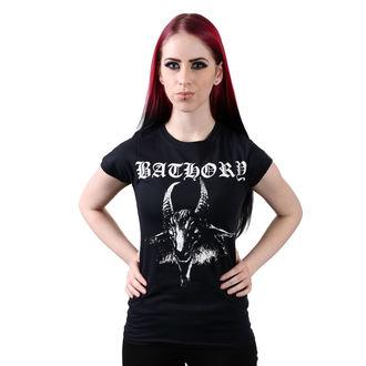 t-shirt metal women's Bathory - Goat - PLASTIC HEAD, PLASTIC HEAD, Bathory