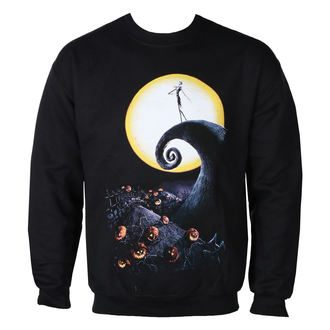 sweatshirt (no hood) men's - NIGHTMARE BEFOR CHRISTMAS - GRIMM DESIGNS