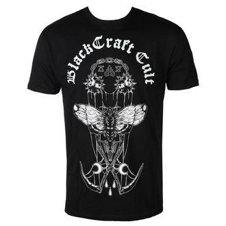 t-shirt men's - Sacred Moth - BLACK CRAFT, BLACK CRAFT