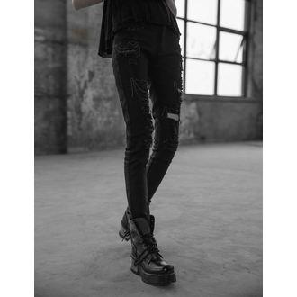 Women's trousers PUNK RAVE - Girl Stalker - OPK-209 BK