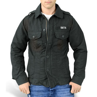 spring/fall jacket - HERITAGE VINT SCHWARZO - SURPLUS - 20-3592-93