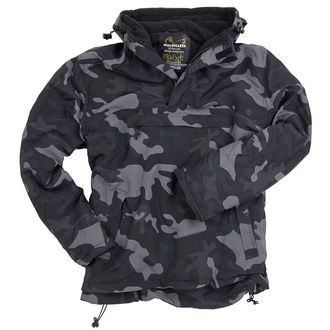 bunda (větrovka) SURPLUS - WINDBREAKER - BLACK CAMO - 20-7001-42