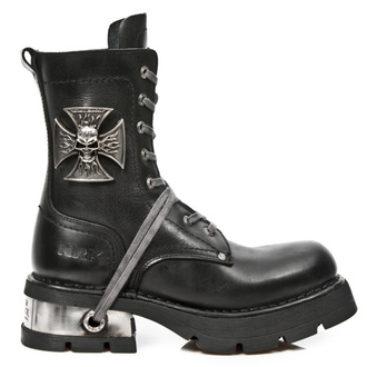 leather boots women's - ITALI PLANING NEW M3 ACERO ORIFICIO - NEW ROCK, NEW ROCK