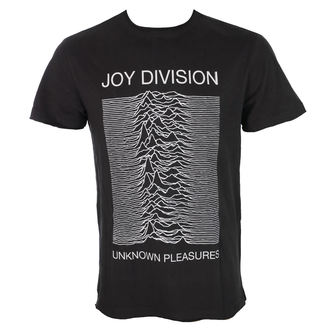 t-shirt metal men's Joy Division - UNKNOWN PLEASURES - AMPLIFIED - ZAV210JDU