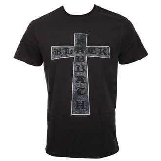 t-shirt metal men's Black Sabbath - CROSS - AMPLIFIED, AMPLIFIED, Black Sabbath