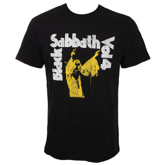 T-shirt Men's BLACK The SABBATH - BLACK - AMPLIFIED, AMPLIFIED, Black Sabbath