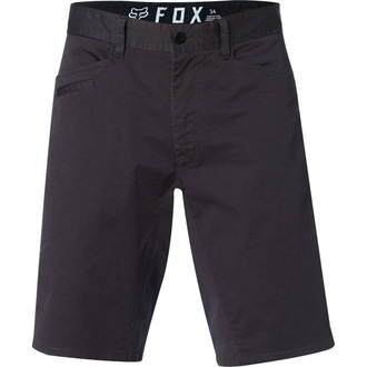 Shorts Men's FOX - Stretch Chino - Black Vintage, FOX