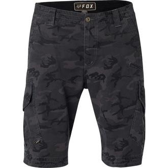 Shorts Men's FOX - Slambozo Camo Cargo - Black Camo, FOX