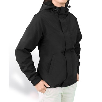 spring/fall jacket women's - Ladies Windbreaker + Zipper - SURPLUS, SURPLUS