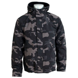 anorak SURPLUS - Windbreaker + Zipper - 20-7002-42 - NIGHTCAMO