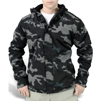 spring/fall jacket men's - Windbreaker + Zipper - SURPLUS, SURPLUS