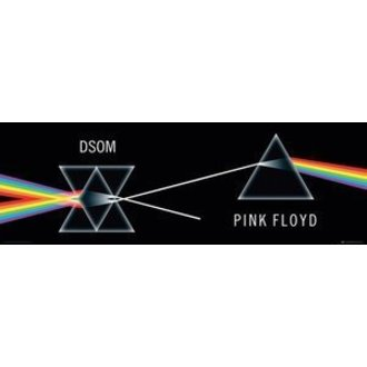 poster Pink Floyd - Dark Side Of The Moon - GB Posters, GB posters, Pink Floyd