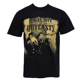 t-shirt metal men's Angel City Outcast - 185174 - ART WORX, ART WORX, Angel City Outcast