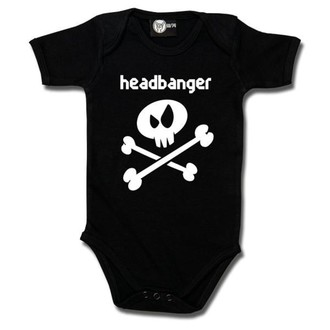 Baby Body Headbanger - Metal-Kids, Metal-Kids