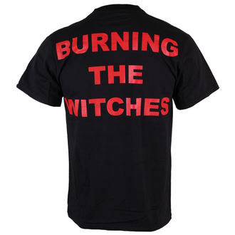 t-shirt metal men's Warlock - Burning The Witches - ART WORX, ART WORX, Warlock