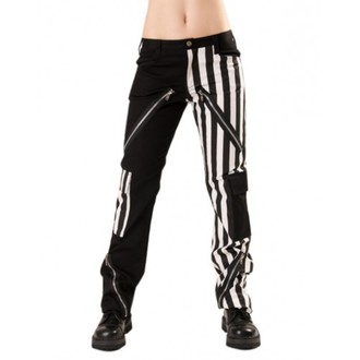 pants men Black Pistol - Freak Pants Stripe Black/White - B-1-21-319-01