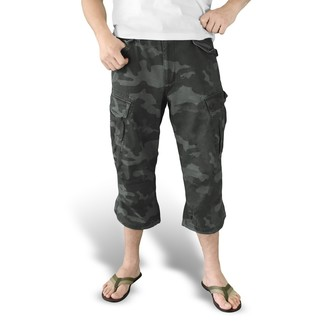 shorts 3/4 men SURPLUS - Vintage - NIGHTCAMO - 07-5597-42