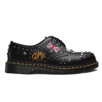 leather boots unisex - 3 dírkové - Dr. Martens, Dr. Martens