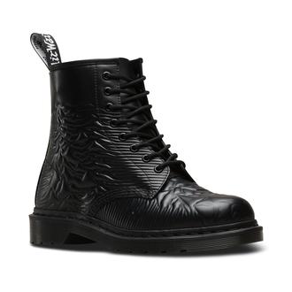 leather boots unisex Joy Division - 8 dírkové - Dr. Martens, Dr. Martens, Joy Division