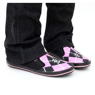 low sneakers women's Misfits - Misfits - DRAVEN - MCMF 011, DRAVEN, Misfits