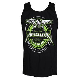 Men's  tank top Metallica - 100% Fuel - Black, NNM, Metallica