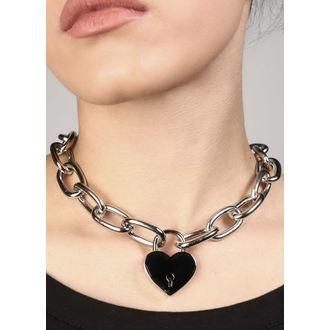 Collar DISTURBIA - Heart, DISTURBIA