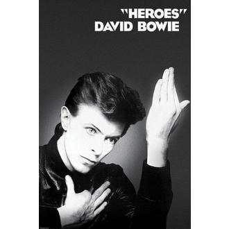 poster - David Bowie (Heroes) - PP31359 - Pyramid Posters