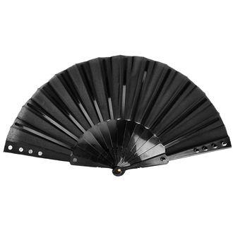 Fan PUNK RAVE - Deviless spiked fan, PUNK RAVE