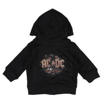 hoodie men's AC-DC - Rock or bust - Metal-Kids, Metal-Kids, AC-DC