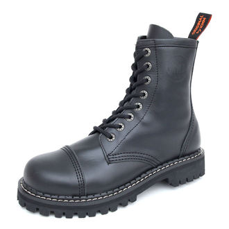 leather boots - KMM - Black - 080