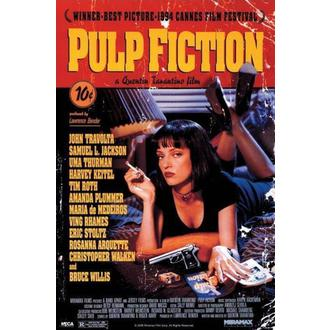 poster Pulp Fiction (Cover) - PP30791 - Pyramid Posters