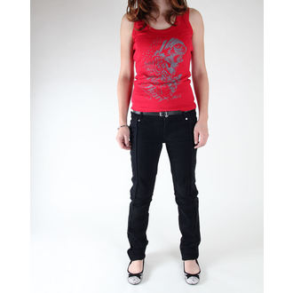 pants women EMILY THE STRANGE - Emily (E4080902) - Emily the STRANGE jeans