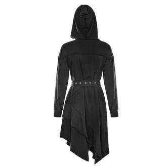 Women's dress PUNK RAVE - Black Pixie - OPQ-297 BK