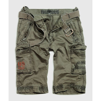 shorts men SURPLUS - ROYAL SHORTS - OLIV - 05-5599-61