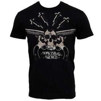 t-shirt street men's - Slinger Crew-Neck - SOMETHING SACRED - SSM-05