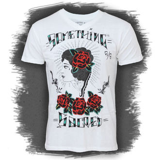 t-shirt men SOMETHING SACRED - Dagger