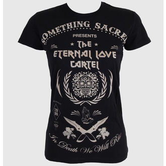 t-shirt street women's - Deathless Love - SOMETHING SACRED, SOMETHING SACRED