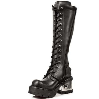 boots leather women's - 14-eye Boots (236-S1) - NEW ROCK, NEW ROCK