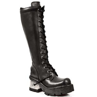 leather boots women's - NEW ROCK - M.236-S1