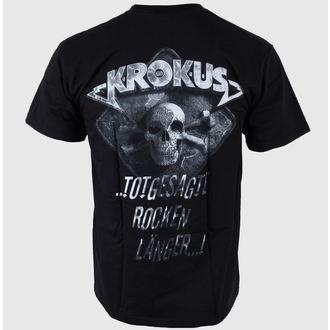 t-shirt metal men's Krokus - 185564 - ART WORX, ART WORX, Krokus